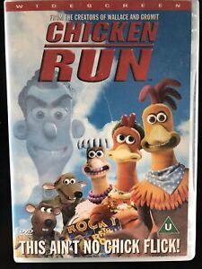 Chicken Run DVD This ain't no chick flick Region 2