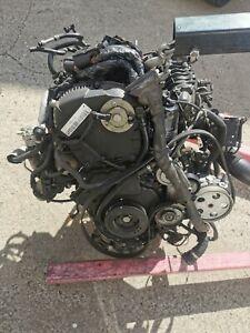 2010 AUDI A5 8F 8T - 2L Turbo petrol 4 cylinder engine - Complete minus alt+AC