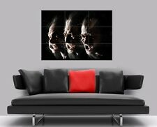 """NOISIA BORDERLESS MOSAIC TILE WALL POSTER 35"""" x 25"""" DRUM AND BASS DUBSTEP"""