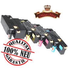 4 Patronen für Dell 1250 C 1350 CNW 1355 CN C1760 NW C1765 NF C1765 NFW / Toner