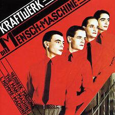 KRAFTWERK - Die Mensch Maschine  CD  WEST GERMANY  CDP 564-7 46131 2