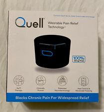 BRAND NEW Quell Wearable Pain Relief Technology Starter Kit Opened Box