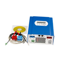 60A MPPT Charge Controller12/24V/48V auto work with LCD RS232&LAN Commmunication
