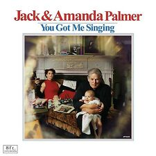 JACK/PALMER,AMANDA PALMER - YOU GOT ME SINGING   CD NEU