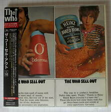 The WHO-sell out + 10 Remastered JAPAN MINI LP CD NUOVO! pocp - 9195