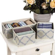 Sorbus Foldable Storage Drawer Closet Dresser Organizer Bins - 3 Piece Set