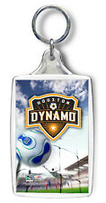 Houston Dynamo Double Sided MLS Photo Key Chain