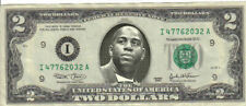 Laker Magic Johnson $2 Dollar Bill Mint! Rare! $1