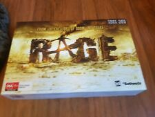 RAGE EB GAMES SPECIAL COLLECTOR'S EDITION XBOX 360 GAME