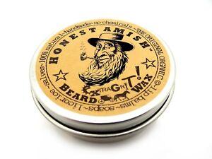 Honest Amish Extra Grit Beard Wax