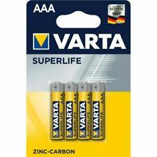 24 Ministilo VARTA Batterie Pile AAA R03 1,5V