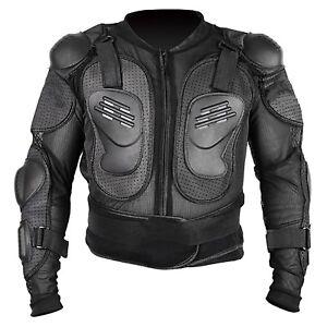 Kids Motocross Dirt bike ATV Racing Full Body Armor Protective Gear Jacket S-L