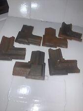 Vintage Julius Blum 4429-L Handrail Components
