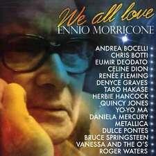Sony Classical B2 0339586 We All Love Ennio Morricone