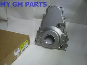 CHEVROLET PERFORMANCE LS2 LS3 LSA TIMING COVER NEW OEM 12600326
