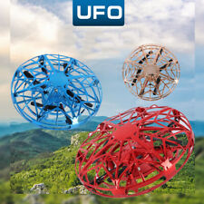 Mini Smart Flying Drone Kids Hand Motion Control UFO Ball Flying Aircraft Toys #