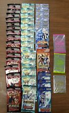 Cardfight vanguard booster pack Lot