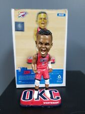 Russell Westbrook mini Bobblehead OKC Limited Edition Collectible