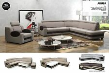 - Aruba - BEST SALE Brand New Corner Sofa Bed, Sleep Function more than 5 seater