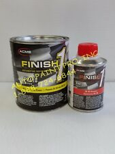HS 2k urethane gray primer finish 1 fp 410 auto body shop restoration car paint