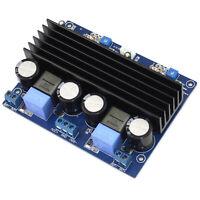 IRS2092 IRFI4019 200W+200W Class D 2 Channel DC Digital Power Amplifier Board YJ