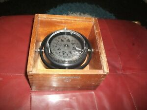 Plastimo France Offshore ships compass
