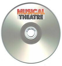 Backing Tracks CD - Musical Theatre (Female)