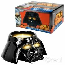 NEW Star Wars Darth Vader Casco Tè Leggero Candela Titolare Ufficiale