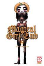 MAGICAL GIRL OF THE END 2 - PLANET MANGA PANINI - NUOVO