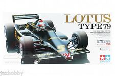 Tamiya 84122 1/10 RC F1 Formula One F104-W Chassis Lotus Type 79 Car Kit