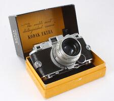 KODAK EKTRA, WITH 50/1.9 EKTAR IN WORN BOX/cks/191939
