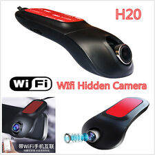 Full HD Car Wifi Hidden DVR Camera Dash Cam Video Recorder Night Vision G-Sensor