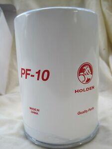 Holden Red Motor Genuine GM PF-10 Oil Filter - New