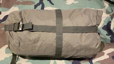Lightly Used British Army Compression Bag Stuff Sack Bushcraft