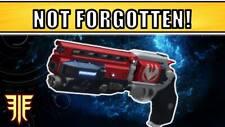 Destiny 2 Not Forgotten PS4/XBOX/PC