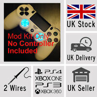 Sony PlayStation 4 3 PS4 PS3 XBOX ONE 1 XBOX 360 Controller Mod LED Thumbsticks