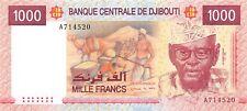 Djibouti 1000 Francs 2005 Unc pn 42a