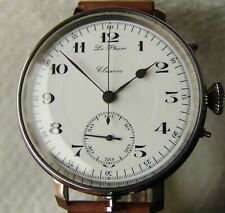 54mm LE PHARE CHRONOGRAPH REPEATER VINTAGE POCKET WATCH MOVEMENT 1900s