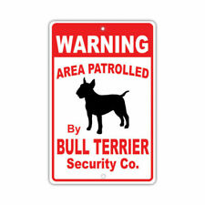 Area Patrolled By Russian Blue Cat Crossing Funny Metal Aluminum Novelty Sign