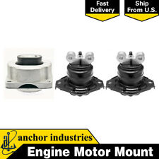 Brand New DEA Engine Motor Mount Set Of 3 Fits 2007 Dodge Charger SRT8