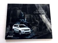 2019 Jeep Grand Cherokee 58-page Car Sales Brochure Catalog - Trackhawk SRT