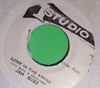 "JA 7"" STUDIO ONE  LOVE IN THE ARENA JAH BUZZ ROCKSTEADY"