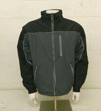 Radians Reversible Gray/High Visibility Yellow Jacket/Vest Men's Size Large MINT