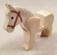 Vintage Lego Castle White Horse Lego Horse Lego White Horse