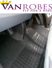 Ford Transit Custom (2013 on). Tailored Rubber Floor Mat. 1 piece front mat
