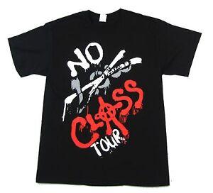 Machine Gun Kelly No Class 2014 Tour Black T Shirt New Official MGK Merch