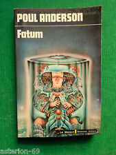 FATUM POUL ANDERSON  N49 LE MASQUE SCIENCE FICTION