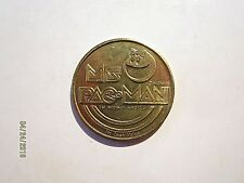 1982 Ms Pac-Man World Fair Video Expo Arcade Token Knoxville Tn Nm Or Better