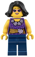 Lego New Juno from Set 70620 Ninja Ninjago Movie Minifigure Figure