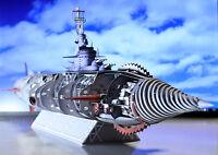 Film Kaitei Gunkan Goutengo Submarine Narval Handcraft Paper Model Kit